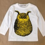 Owls, now on clothes!